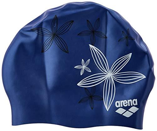arena Sirene Badekappe Palm Blue