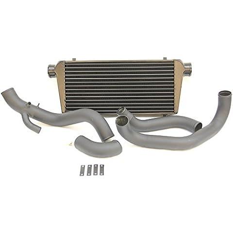 supeedmotor Intercooler Kit per Nissan 200SX S14s14a S15anteriore Mount dipinto,