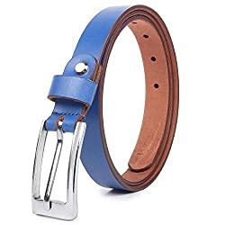 Chisel Blue Womens Belt-CH5964398