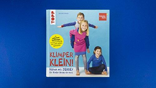 Nhen-mit-JERSEY-KLIMPERKLEIN-Nhideen-fr-Kinder-Gre-104-164
