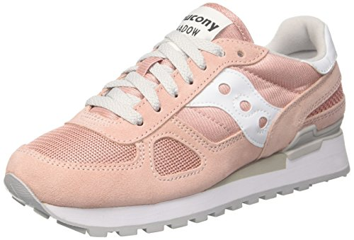 Saucony Shadow Original W, Scarpe da Running Donna, Multicolore (Rose/Grey 679), 38.5 EU