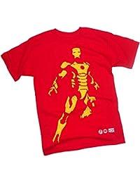 Iron Man -- Minimalistische Drucken -- Avengers: Age Of Ultron T-Shirt