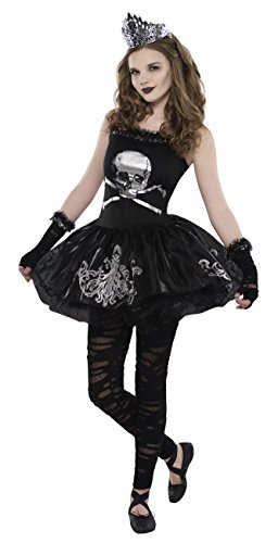 Halloween zomerbine Kinder Fancy Kleid Mädchen Zombie Kostüm Outfit Alter 8–16 (Kinder Zombie-prinzessin Kostüm)