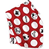 Pawsindia Red Ultra Soft Comfortable Child and Puppy Blanket