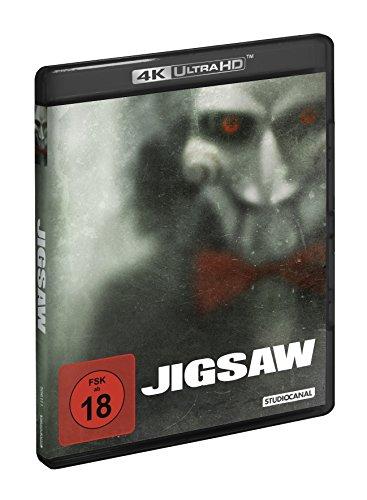 Jigsaw – Ultra HD Blu-ray [4k + Blu-ray Disc] - 2