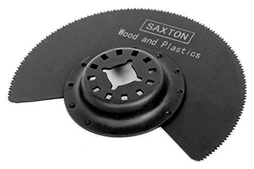 Saxton Blades Aufsatz-Set SH20CS01 für Fein Multimaster / Bosch / Makita