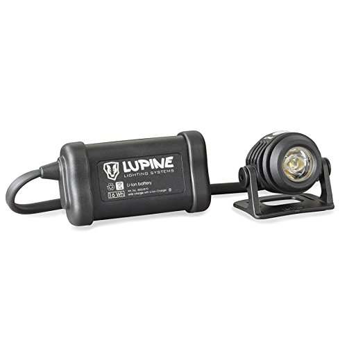 Lupine Neo 4 Helmlampe 900 lm 2018 Fahrrad helmlampe