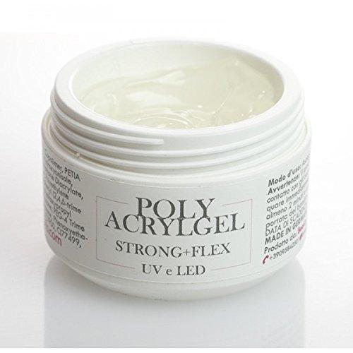 Polyacrylgel – Acrigel – Clear – UV/LED – 30 ml