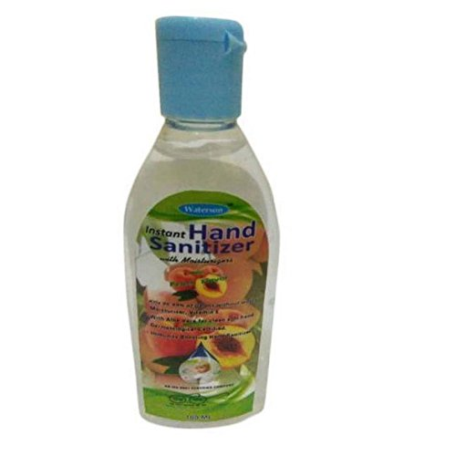 Oatman Instant Hand Sanitizer With Jasmine Fragrance - 50ml(Pack Of 2)