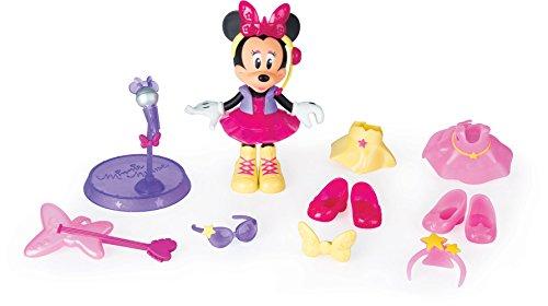 Minnie Mouse - Fashion Dolls 2: Pop Star (IMC Toys 182912)