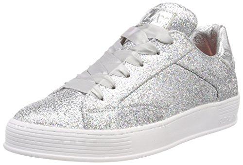 Replay Damen Welh Sneaker, Silber (Silver), 38 EU