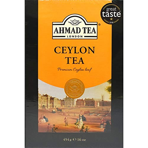 Ahmad Tea Ceylon Tea - 500g Loose Leaf Tea