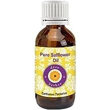 Deve Herbes 100% Natural Pure Safflower Oil, 100ml