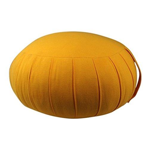 Zafu jaune - gm