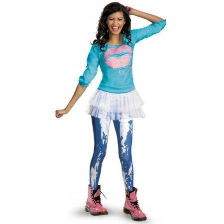 Disguise Disney Shake It Up Season 2 Rocky Kinderkost-m Large - - Shake It Up Kostüm