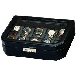 Edle 10er Uhrenbox Adrian Holz Uhrenschatulle Vitrine Uhr