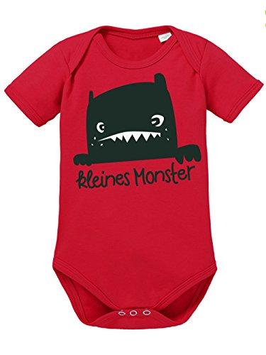 nisex Kleines Monster Rot Größe 62-68 (Roten Monster Kostüme)
