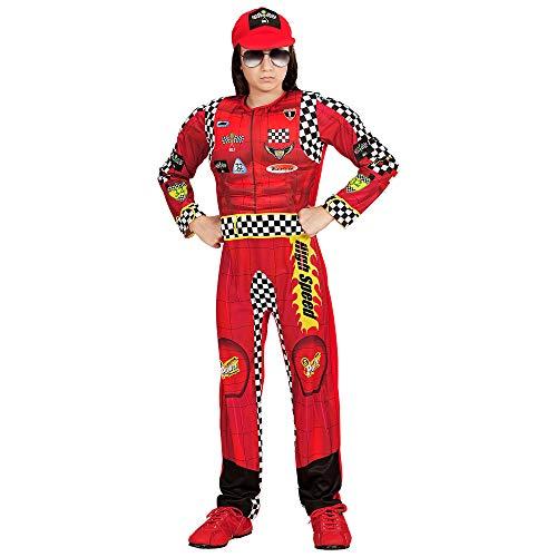 WIDMANN?Disfraz para niños conductores de Fórmula 1