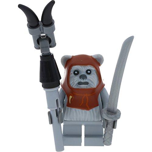 LEGO Star Wars Chief Chirpa LEGO Waffe und GALAXYARMS Schwert
