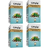 Girnar Detox Green Tea (36 Tea Bags) Pack Of 4