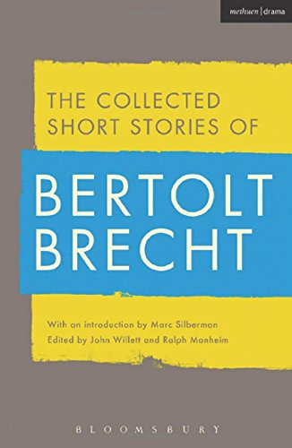 Collected Short Stories of Bertolt Brecht