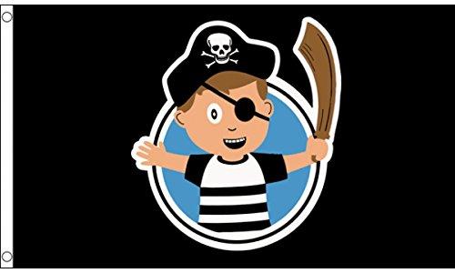 3Flagge (Pirate Boy)