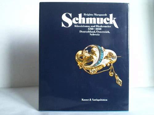 Schmuck. Klassizismus und Biedermeier 1780-1850