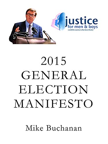 2015 General Election Manifesto by [Buchanan, Mike]