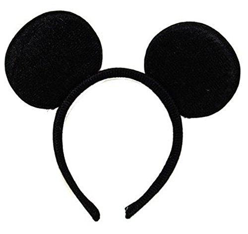 Theme My Party Hairband (Black)