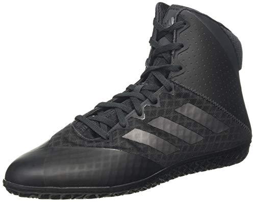 Adidas Mat Wizard 4, Zapatillas de Deporte Interior para Hombre, Negro Black Ac6971, 43 1/3 EU