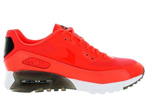 Nike Air Max 90 Leather Scarpe da ginnastica, Uomo Red/Black/White