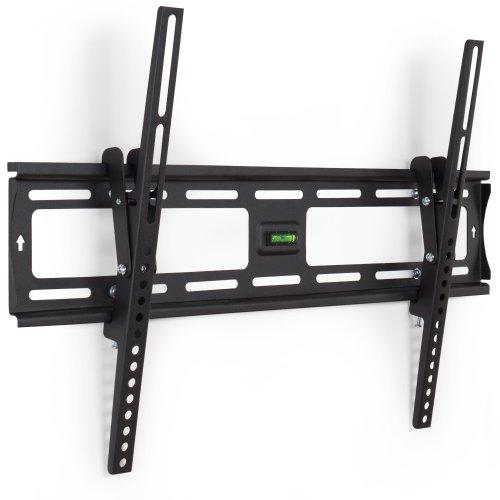 """TecTake Support mural inclinable TV LCD LED Plasma pour écran plat de 81 cm à 160 cm (32 à 63"""")"""