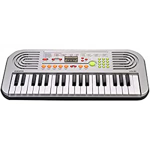Canto- Hl-51 Electronic Music Keyboard / Piano with Vocal-ism Microphone and Rhythm Light