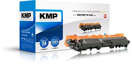 Preisvergleich Produktbild KMP Toner für Brother DCP-9020CDW/HL-3140CW, B-T49, cyan