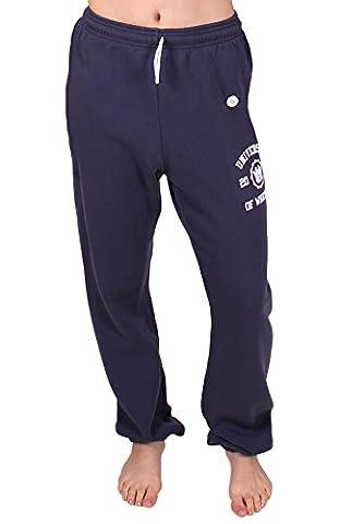 University of Whatever - Pantalon de sport - Femme - Unestablished(Unisex L Bleu CV3737)