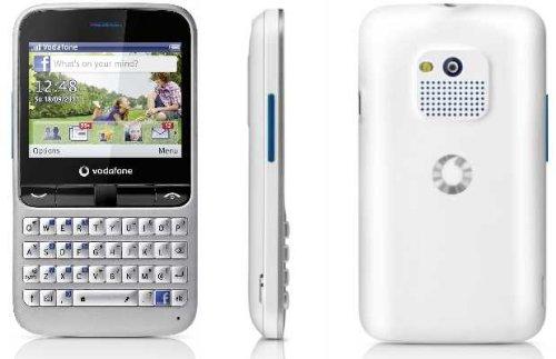 Vodafone 555 weiß ohne Simlock, ohne Vertrag