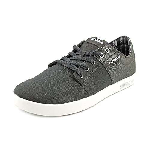 Supra Stacks II Estate, Baskets mode mixte adulte Black/Grey/Grey