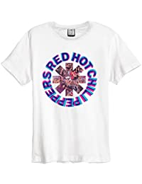 Amplified Red Hot Chili Peppers 'Freaky Styley' (White) T-Shirt Clothing