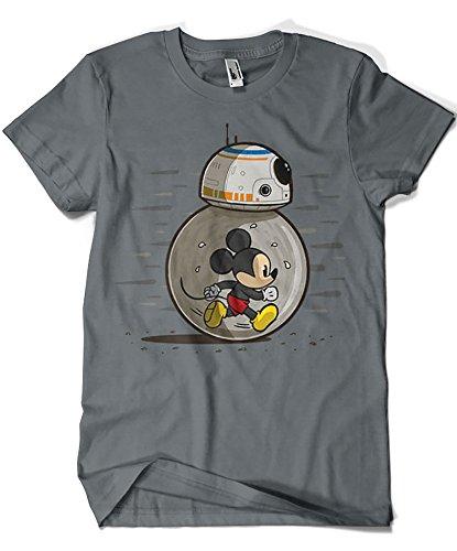 Camisetas La Colmena -  T-shirt - Uomo grigio Medium
