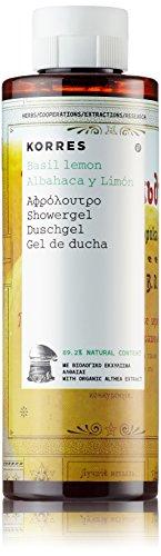 korres-gel-douche-hydratant-basilic-et-citron