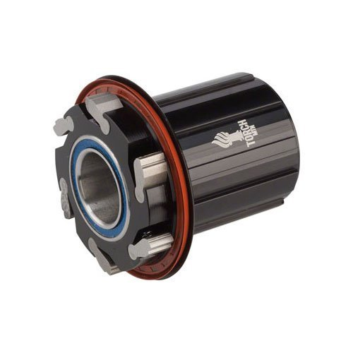 INDUSTRY NINE TORCH MOUNTAIN AND FAT FREEHUB: SHIMANO HG BY INDUSTRY NINE