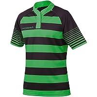 Kooga Camiseta de Rugby/Futbol Entallada/Ajustada Diseño Abeja/Avispa - Modelo Touchline