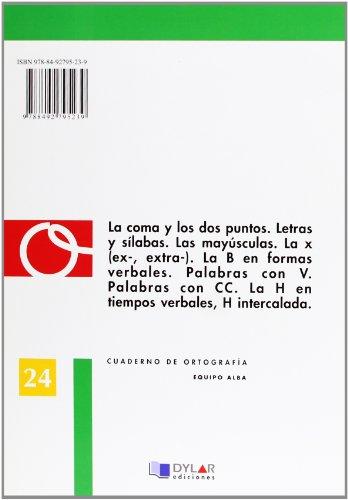 ORTOGRAFIA 24 - X, B, V, CC y H