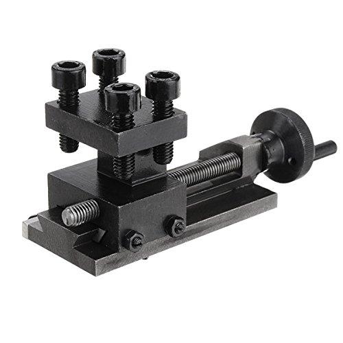 EsportsMJJ 30 Grad Drehbarer Mini Drehwerkzeughalter Für Sieg C0 Mini Drehbank (Mini Drehbank-schneidwerkzeuge)