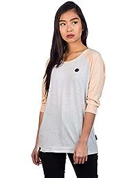 38,40,42,44 Cotonella Neu Damen Bluse T-shirt  lang Gr