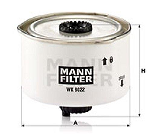 Mann Filter WK 8022 Kraftstofffilter