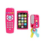 Early Learning Centre 148020 My First Gadget Set Pink