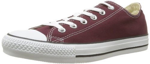Converse Ctas Core Ox, Baskets mode mixte adulte Bordeaux