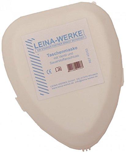 LEINA-WERKE REF 43153 Taschen-Beatmungsmaske, ()