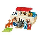 ColorBaby Play&Learn Arca de Noe madera Multicolor (46207)